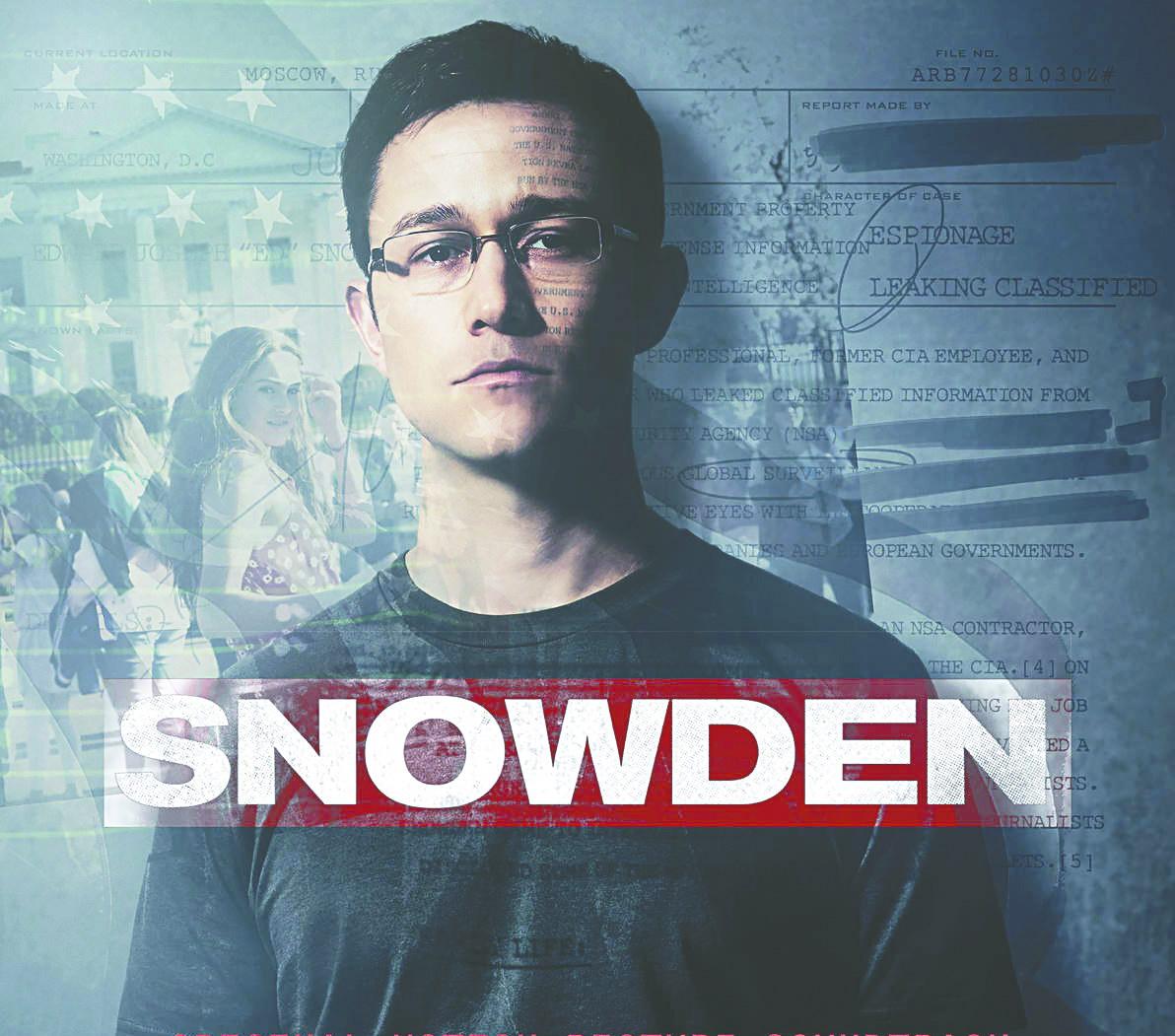 В 2016 году об Эдварде Сноудене сняли фильм