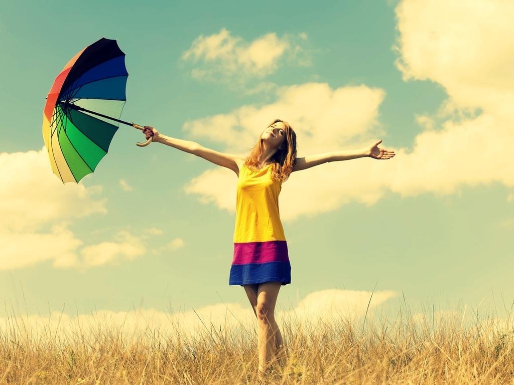 Разрешите себе жить для себя, а не для других, и в каждом дне находите повод для радости