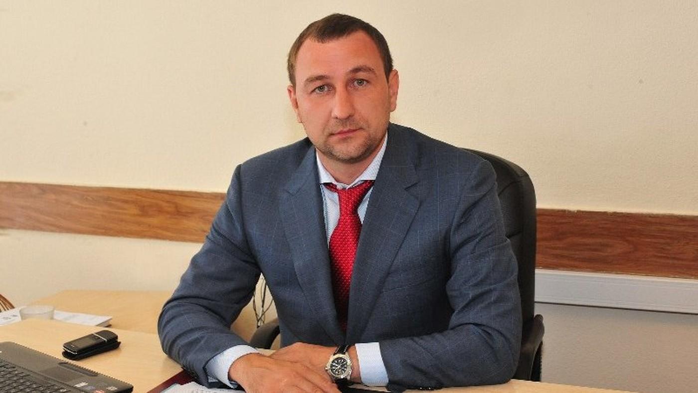 Гражданский муж Веры - Виталий Войченко