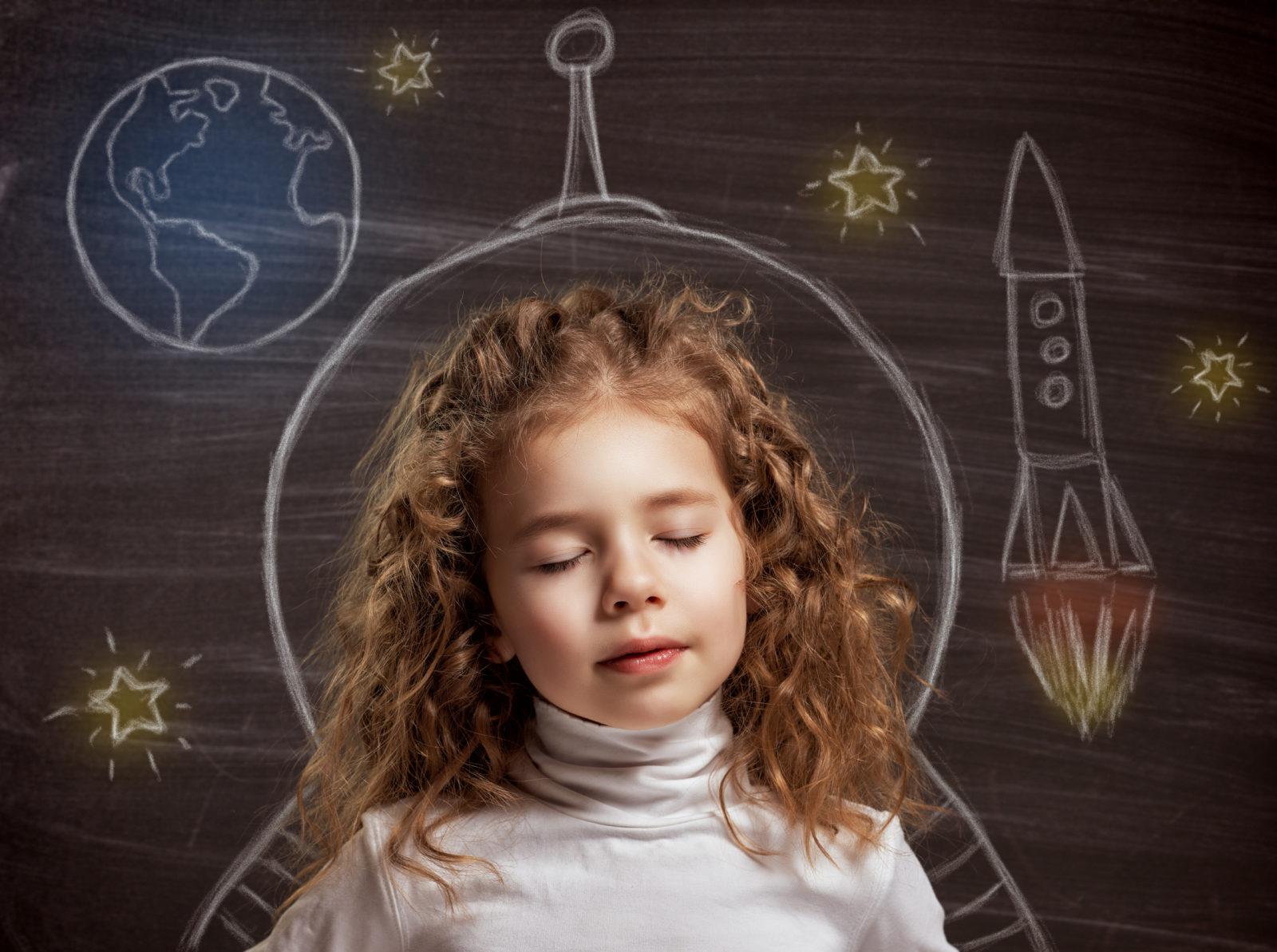 Позитивный настрой поможет освободить мышление от штампов и шаблонов