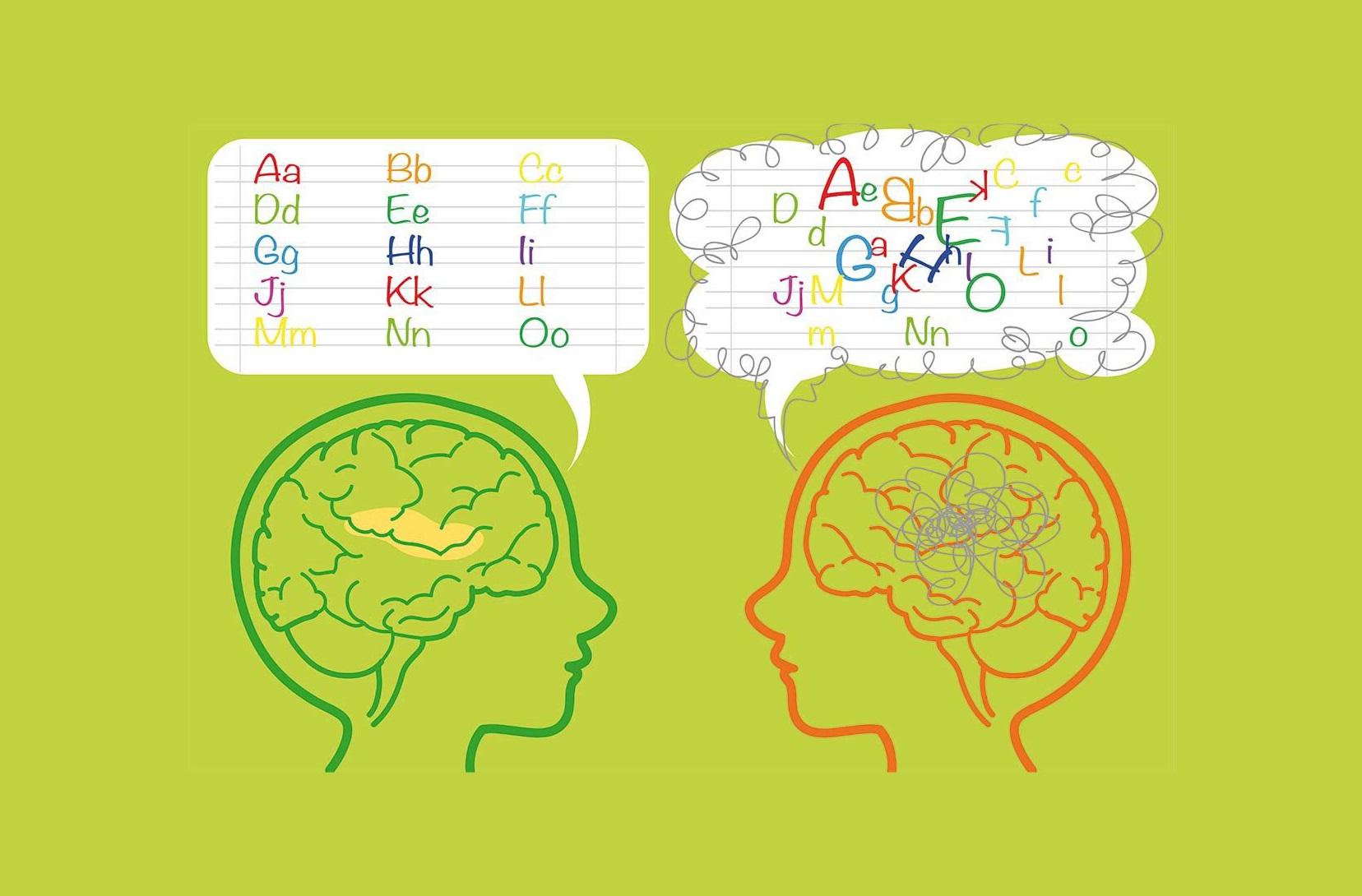 дислексии