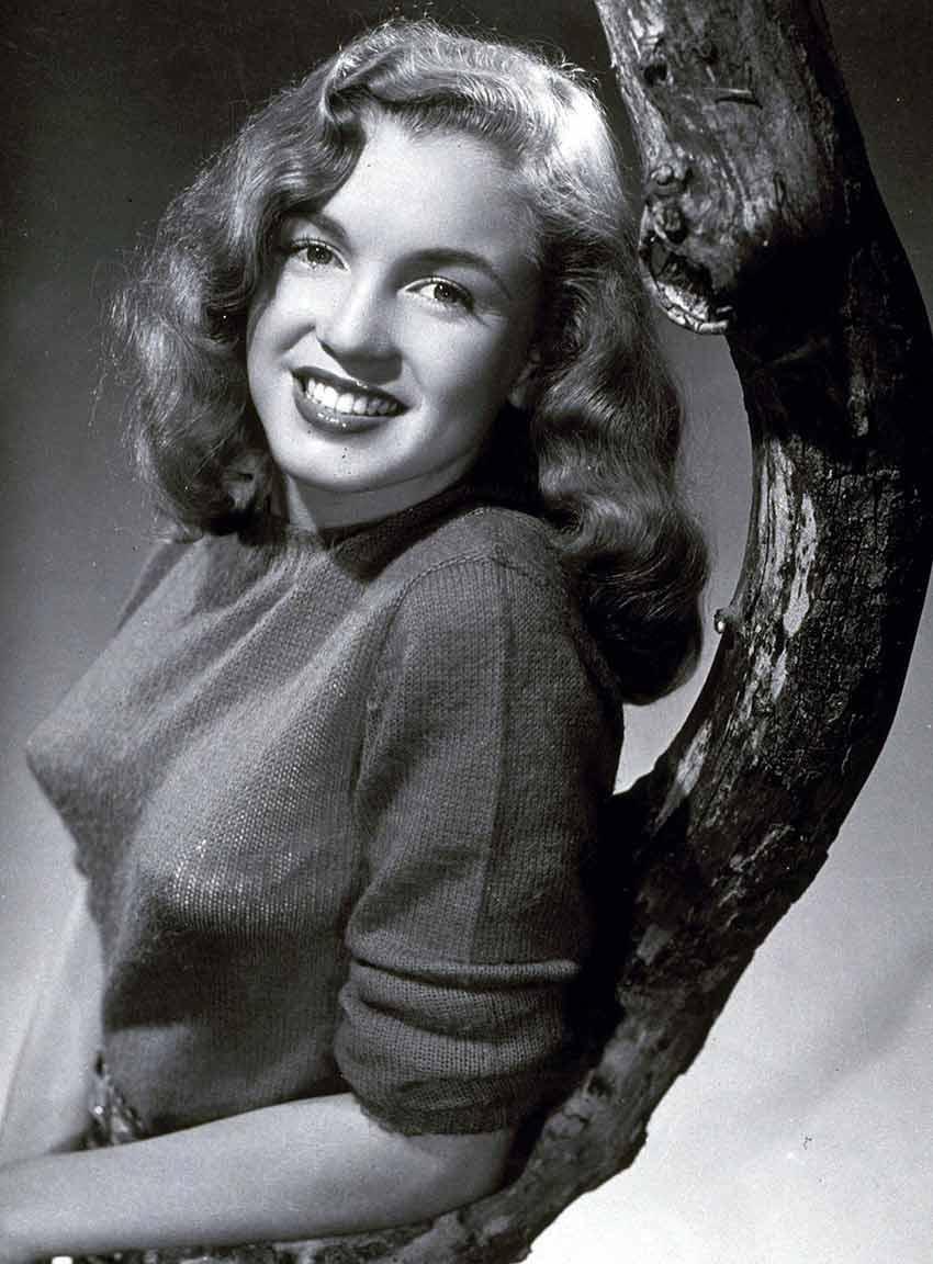 Мэрилин Монро в 1945 году