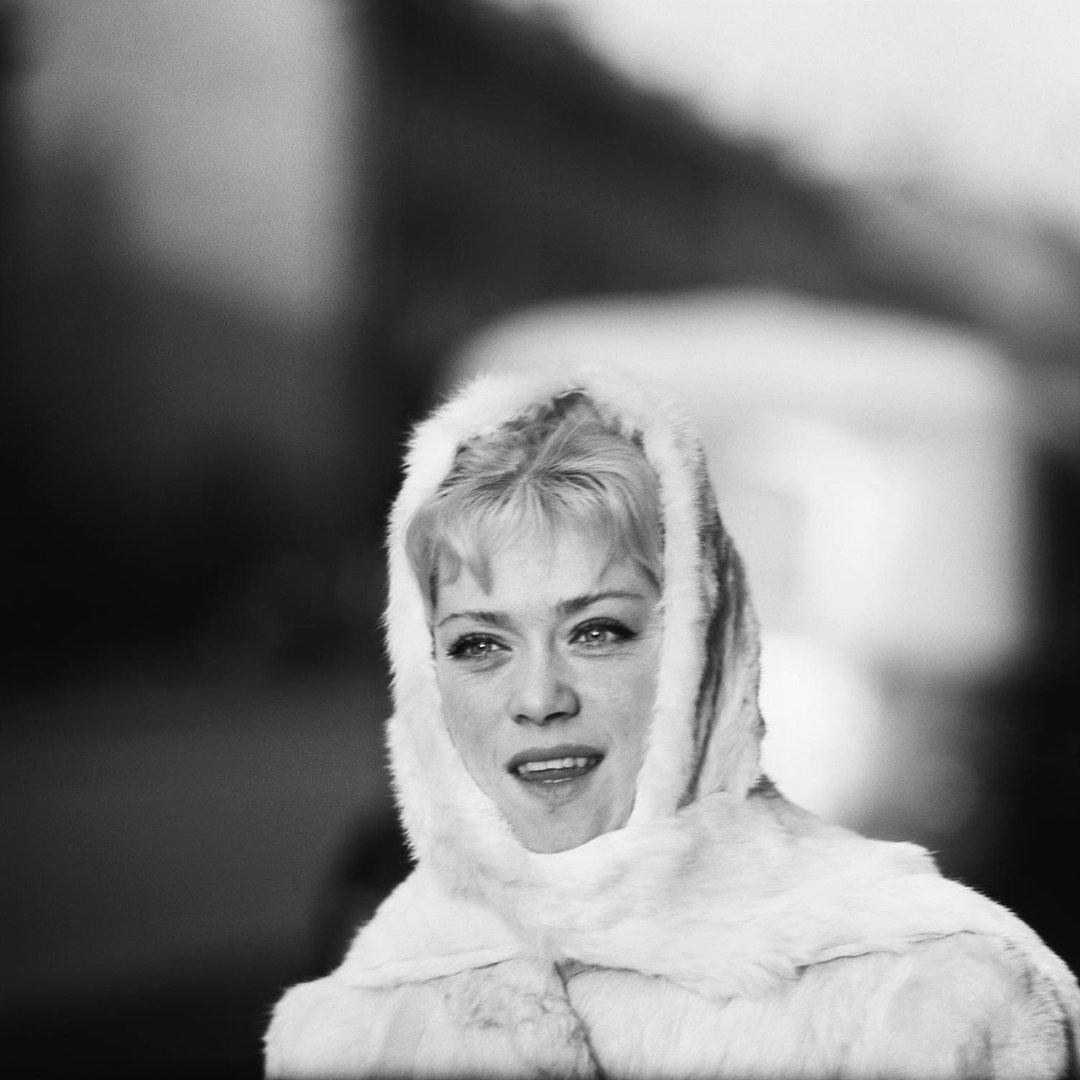 Алиса Фрейндлих в юности