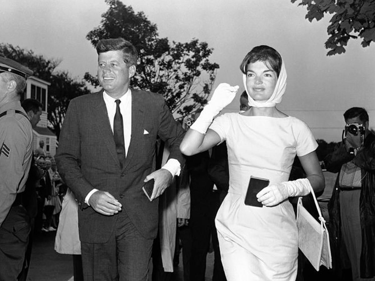 Жаклин Кеннеди: и Кеннеди