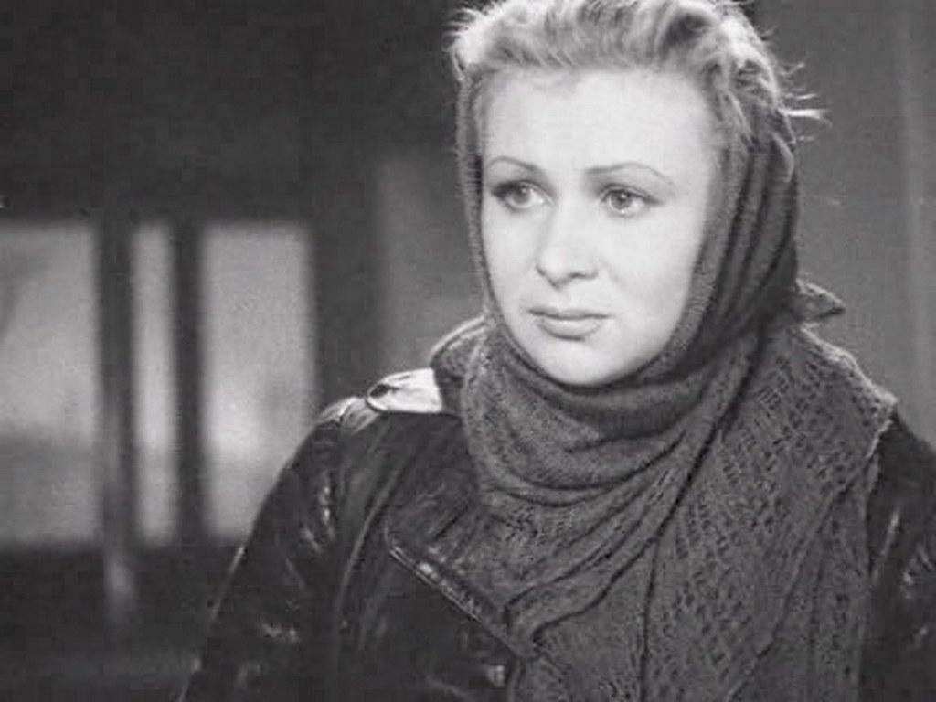 Валентина Серова фильмы
