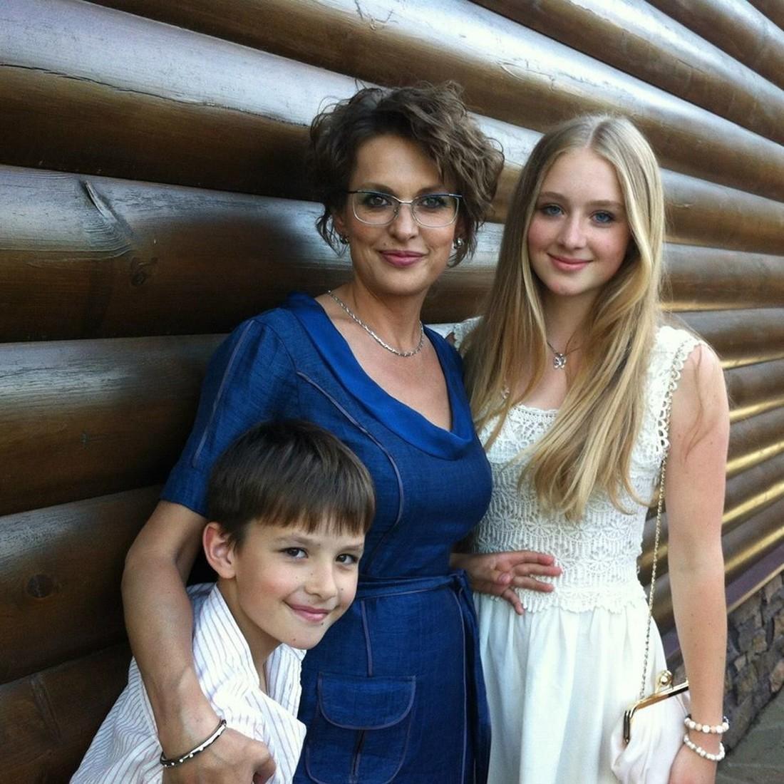 Светлана Бодрова дети