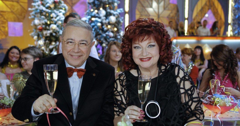 Елена Степаненко и Петросян