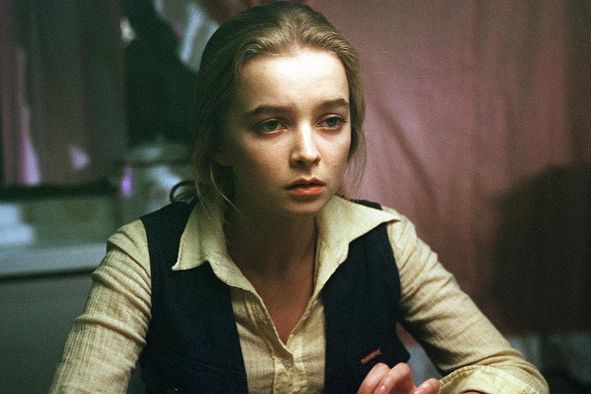 Наталья Вавилова молодая