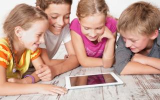 Как выбрать планшет для детей