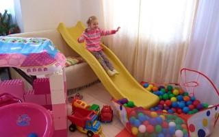 Развлечения для детей дома от года до 7 лет