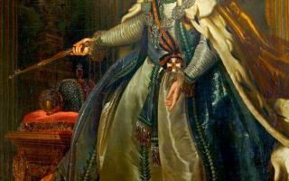 Роль Екатерины Великой в истории России