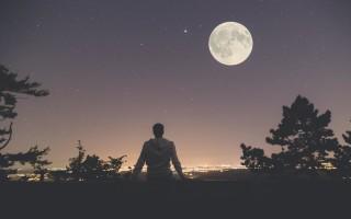 Влияние луны на человека – чего ожидать от ночного светила