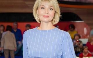 Биография и карьера Юлии Меньшовой