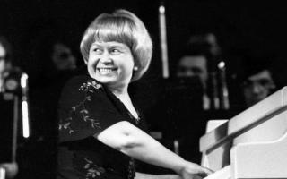 Александра Пахмутова – символ музыки СССР