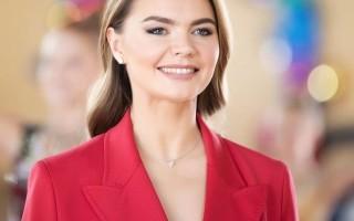 Спортивная и личная жизнь Алины Кабаевой
