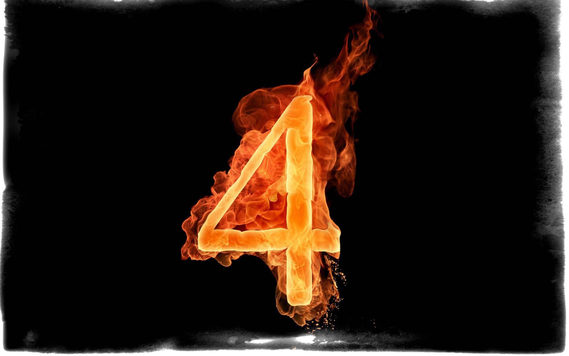 значение числа 4