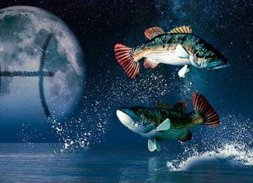Луна в Рыбах - характеристика человека
