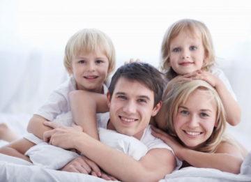 Как производится налоговый вычет на детей